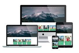 Top Best Free Joomla Image Gallery Photography Website