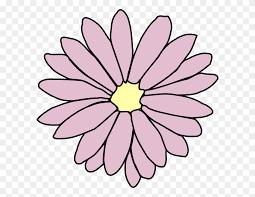 petal clipart daisy chain daisy