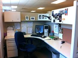 decorate your office. Modern Cubicle Decor How To Decorate Your Office Desk Ideas Design Work