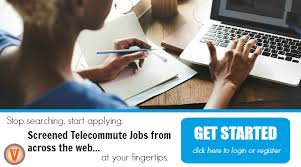 Telecommute Job 25 Best Telecommute Jobs Of 2016 Virtual Vocations