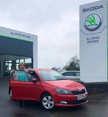 Congratulations to Patricia who picked... - Al Hayes Motors Skoda | Facebook