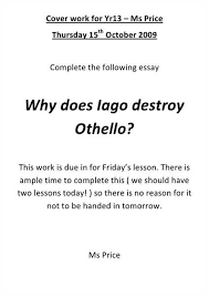 iago essay topics othello iago essay topics