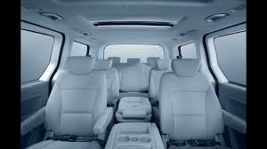 2018 Hyundai Launch H-1 Limited II 9 Seater SUV India To Hit ...