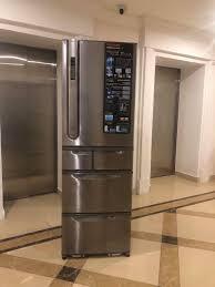Thanh lý tủ lạnh toshiba 400l 6 cánh đá... - Thanh lý tủ lạnh máy giặt hà  nội