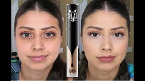 kat von d lock it concealer creme review