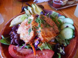 CAFE LA LA: Mitch's Seafood in San Diego