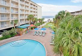 a view of the pool at hilton garden inn orange beach or nearby