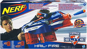 Free shipping on orders over $25 shipped by amazon. Amazon Com Nerf N Strike Elite Hail Fire Blaster Toys Games