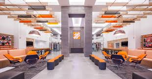 Corporate home office Jb Hunt Home Depot Store Support Center corporate Headquarters Office Lobby Atlanta Georgia Jason Buch Photography Home Depot Ssc Head Office Lobby Jason Buch Photography
