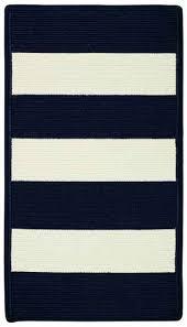 navy white striped rug incorporated cabana stripes rug navy white navy and white striped rug uk