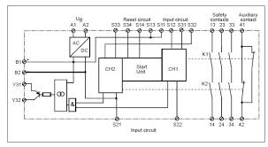 pilz pnoz x wiring diagram pilz image wiring diagram pnoz x3 pilz safety relays original supply us 170 00 256 00 on pilz pnoz x3