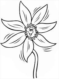 Here is a collection of flowers coloring pages to print out for your kids. Free 19 Flower Coloring Pages In Pdf Ai