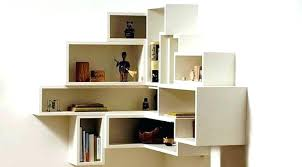 floating glass wall shelves for living room lack shelf attractive corner design ideas ikea with