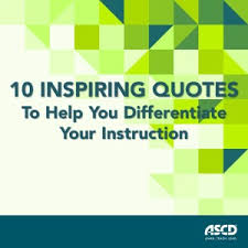Progressive Quotes Enchanting 48 Inspiring Quotations To Help You Differentiate Your Instruction