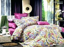 paisley duvet cover queen quilt king size erfly luxury ralph lauren