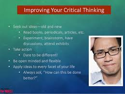 How to Improve Critical Thinking and Decision Making in Discussions