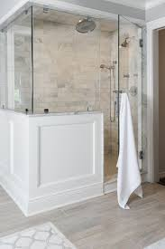 diy glass block shower wall beautiful les 16 meilleures images du tableau bathroom remodel sur
