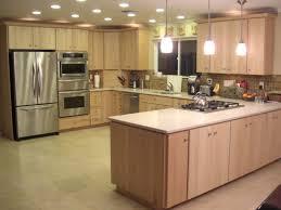 maple kitchen cabinets contemporary. Maple Kitchen Cabinets Contemporary Inspiration 66131 N