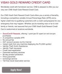 cnb visa credit card apply 1