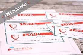 Creative Coupons For Boyfriend Valentines Day Love Coupons For Him Photo Album