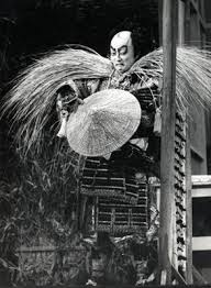 「1799年- 人形浄瑠璃『絵本太功記』が大坂豊竹座で初演。」の画像検索結果