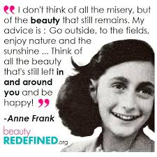 Inspirational Anne Frank Quotes And Sayings Golfian Fascinating Anne Frank Quotes