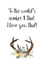 Free Printable Fathers Day Cards Some You Can Color