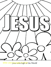 Religious Coloring Pages For Children Free Free Childrens Church