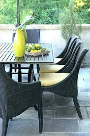 wicker patio dining furniture. Beautiful Patio Wicker Patio Dining Sets Outdoor Set Resin Modern Canada In Wicker Patio Dining Furniture