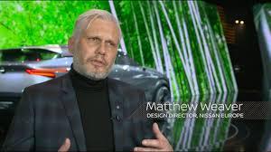 Matt Designer Nissan Designer Matt Weaver On The Reaction To The Imq Concept
