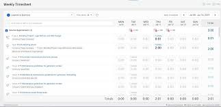 Automated Timesheet Automated Time Tracking For Timesheets Accelo Try Free