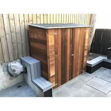 bunnings outdoor storage bins