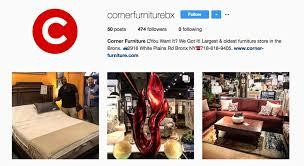 Corner Furniture Posts