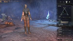 Eso Height Chart Character Creation The Elder Scrolls Online Wiki Guide Ign