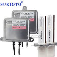 <b>SUKIOTO</b> 75W <b>HID xenon kit</b> D2Y D2S D2H H1 H3 H7 H8 H10 H11 ...