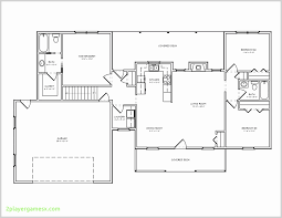 Awesome 5 Bedroom Ranch House Plans Inspirational Luxury 3 At Rambler