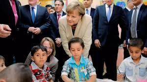 Angela merkel has announced she will not stand as chancellor of germany in another election. Merkel Visits Refugee Camp On Turkish Border