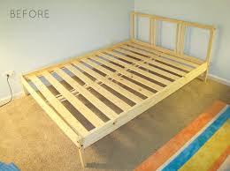Fjellse Bed Frame Review Ikea Hack How To Upholster A Fjellse Bed Frame  Emmerson And Designs