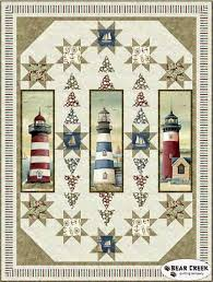Seaside Free Quilt Pattern &  Adamdwight.com