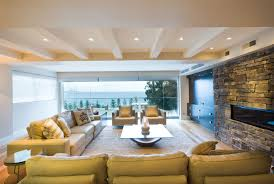 how to decorate a large living room 36