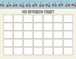 Hello Kitty Reward Chart Free Free Reward Charts Printable Printable Shelter