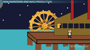 causes of the first industrial revolution examples summary  the first industrial revolution causes inventions effects