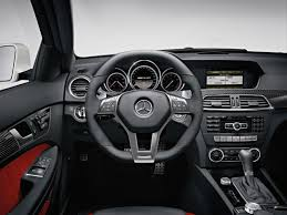Mercedes Benz C63 AMG from the Inside | Mercedes Benz C63 AMG ...