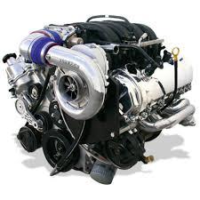 Vortech 4FU218-010SQ Mustang Supercharger Kit Satin 9Lb V-2 Sq Si ...