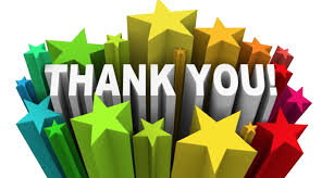 Image result for thank you clipart images