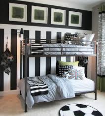Bedroom: Double Beds Soocer Ideas - Kids Bedroom