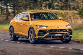We knew that the italian giant is considering this move. Aston Martin Dbx Vs Lamborghini Urus Vs Bentley Bentayga Triple Test 2020 Review Car Magazine