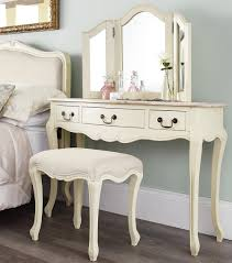 Shabby Chic Bedroom Uk Shabby Chic Champagne Dressing Table