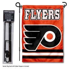 Flyers Flag Philadelphia Flyers Garden Flag And Stand Including Holder