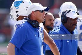 Head coach Lance Leipold of the Buffalo Bulls on the sidelines during...  News Photo - Getty Images